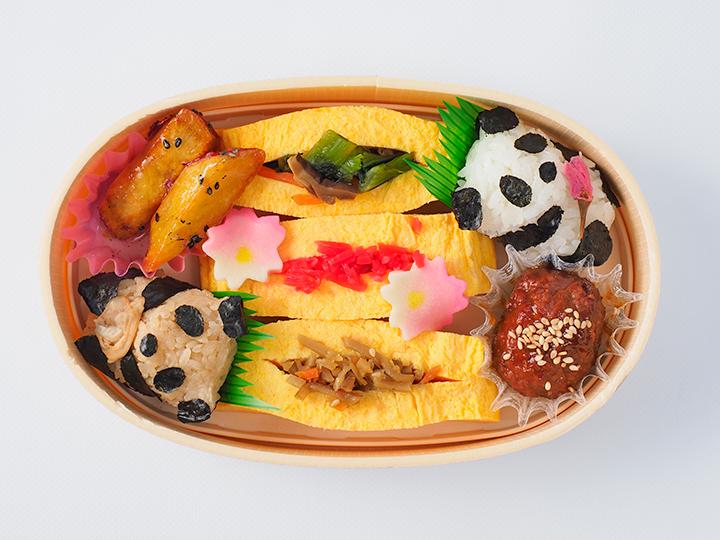 上野エリアの春めくお弁当をご紹介(前編)