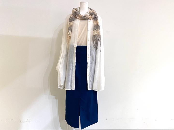 【MAITO/真糸】軽やかなシャツワンピースで梅雨を快適に過ごそう!