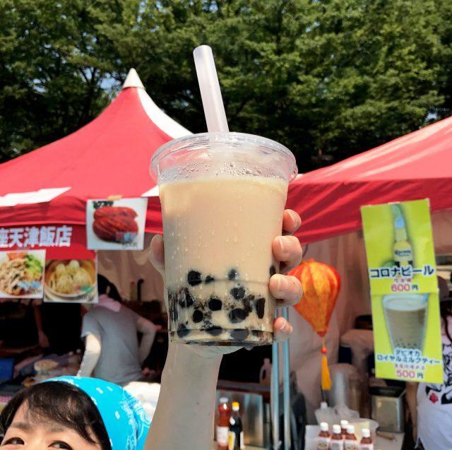 日本台湾祭り2017
