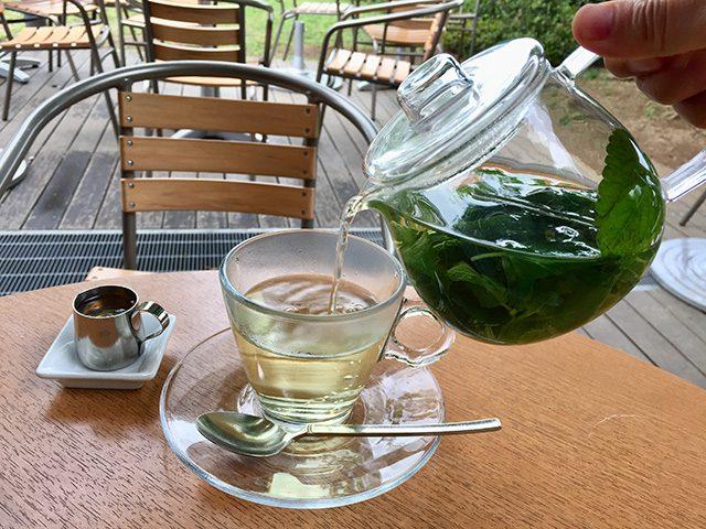 上野の森PARK SIDE CAFÉ/上野の森パークサイドカフェ