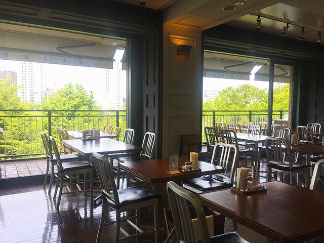 上野精養軒 カフェラン ランドーレ