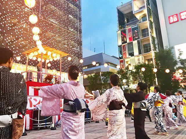 下町上野 ふるさと盆踊り大会