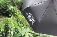 おでかけシャンシャンファミリー 折りたたみ傘